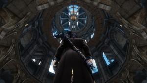 エローラの聖域 聖堂天井