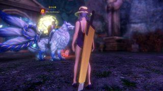 青い狐(天狐ヴォルペ )